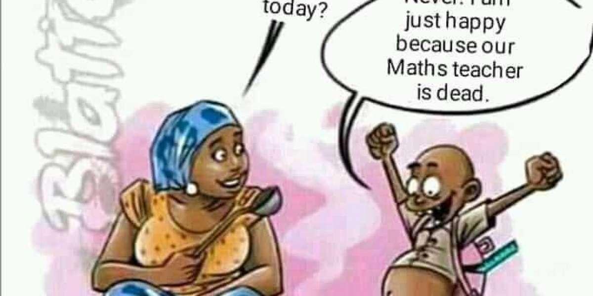 Les maths sont toujours une bête noire pour beaucoup d'apprenants et cela poussent les élèves à haïr les professeur