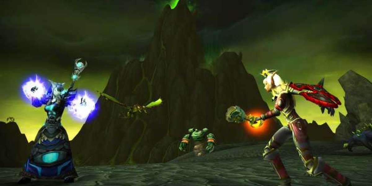 Players need to reach level 70 in World of Warcraft Burning Crusade Classic