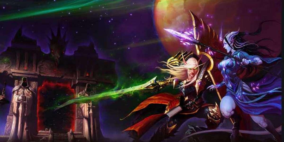 Unlock the Forbidden Devil Island in World of Warcraft: Burning Crusade Classic