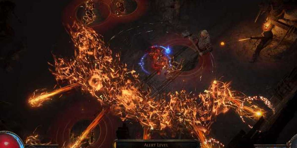 Relive those fun Path of Exile expansions this year so far