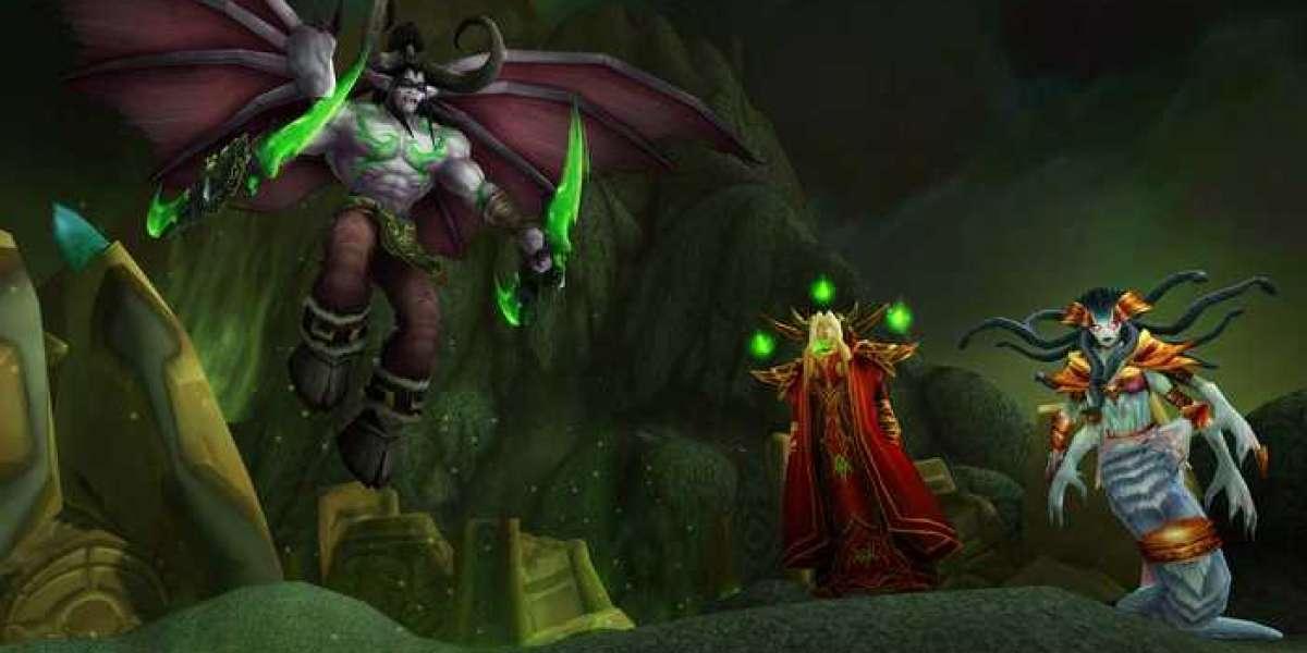 Blizzard celebrates WoW Burning Crusade Classic