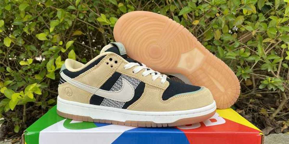 Where To Buy Nike Dunk Low Rooted in Peace