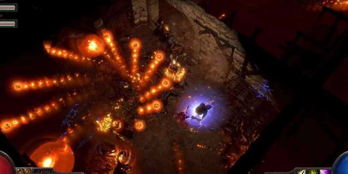 Path of Exile players with stronger strength should pursue better currencies