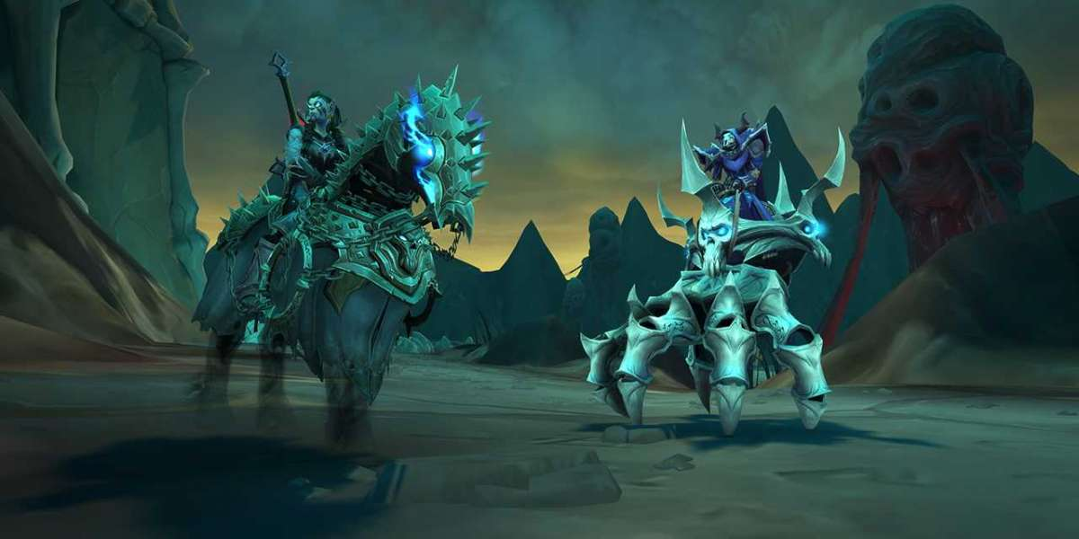 Upcoming Content for the First Major Update of WoW Shadowlands