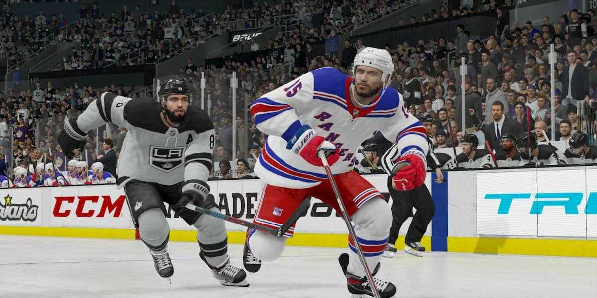 NHL 21 is out today a month after the collection' common release date