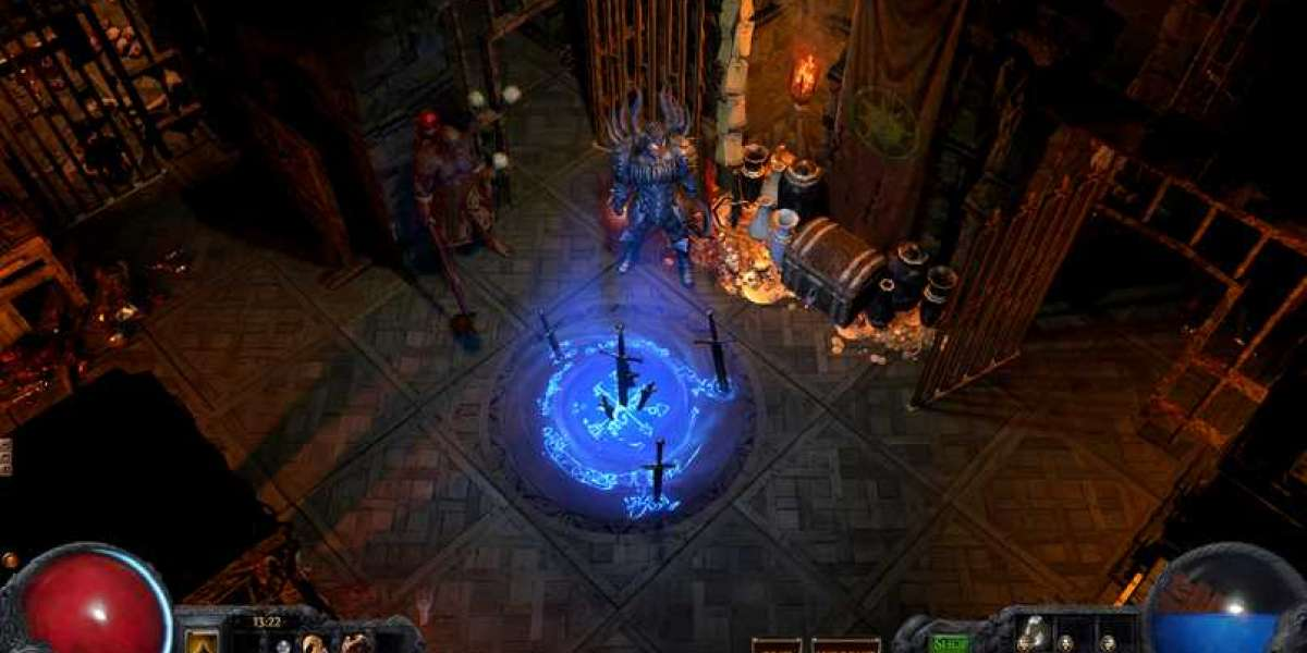 Explore some major changes in Path of Exile