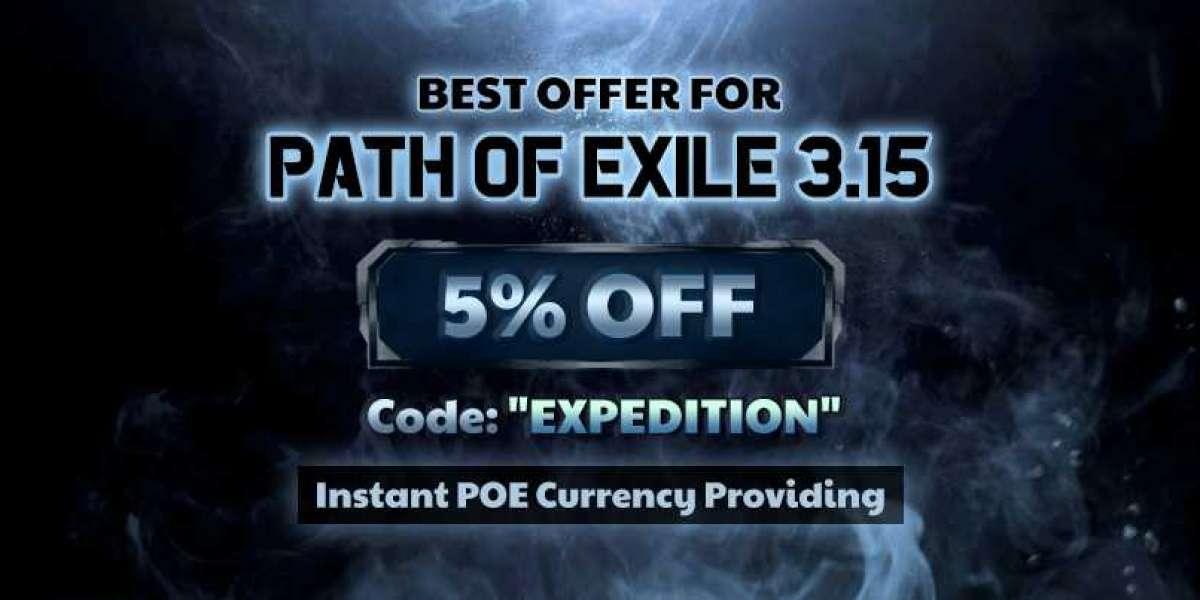 Expedition League came with Path of Exile 3.15 extension!