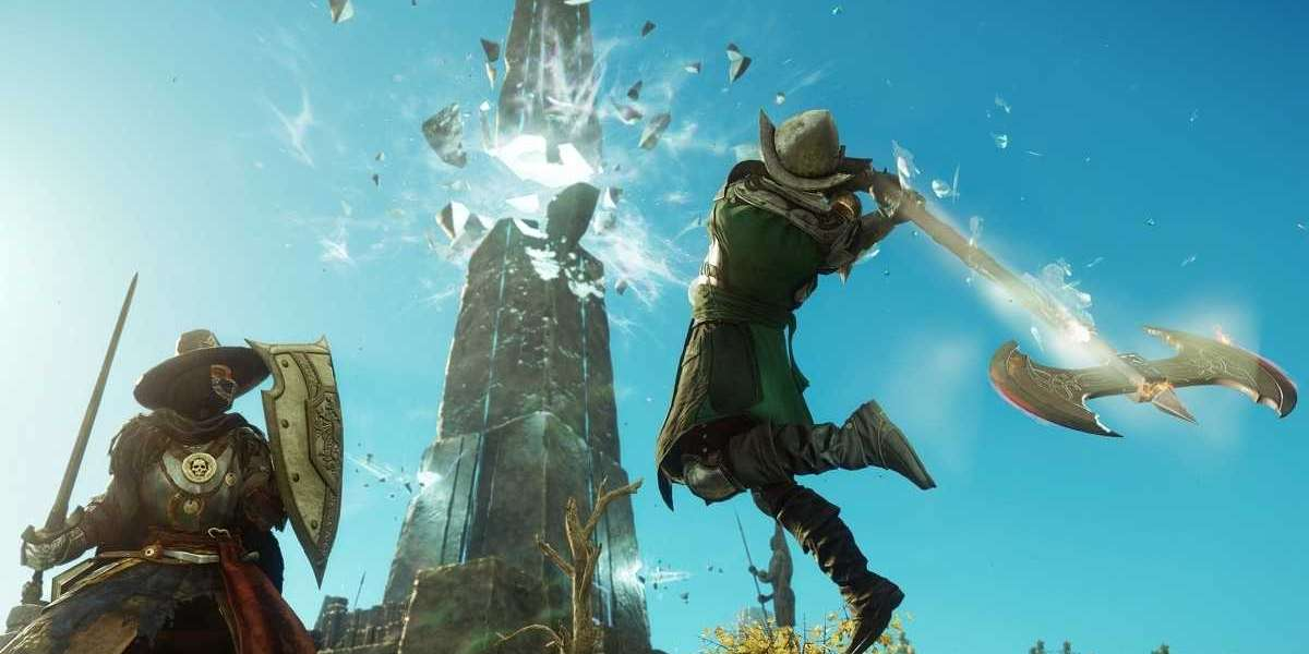 Amazon's New World MMO open beta is about to start