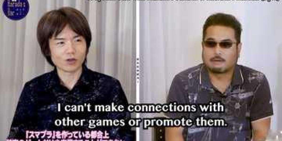 Tekken Director Katsuhiro Harada and Masahiro Sakurai React To Community Made Memes
