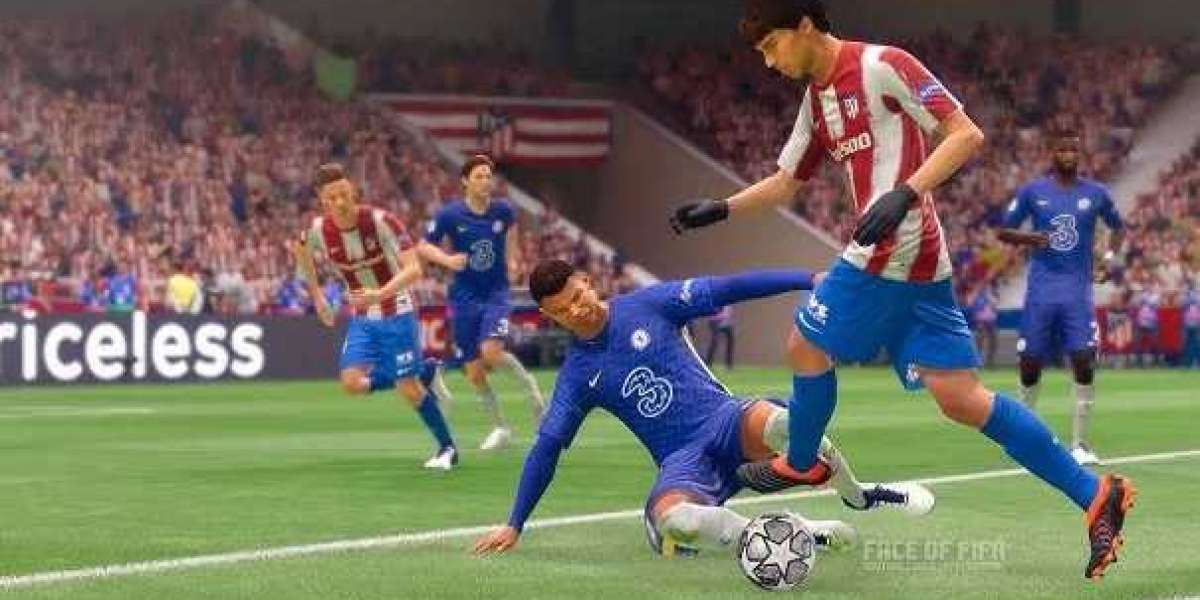 FIFA 22's AI is too annoying at some time, EA decided to nerf it